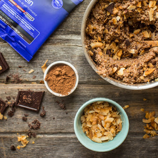 Chocolate Quinoa Protein Pudding (Oh My, Healthy and Delicious!)
