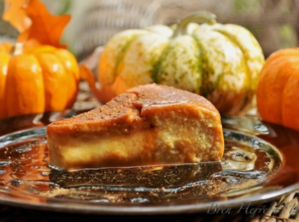 Pumpkin Spice Flan Recipe