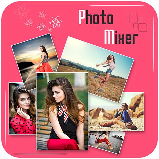 Photo Mixer Editor: Blender Camera