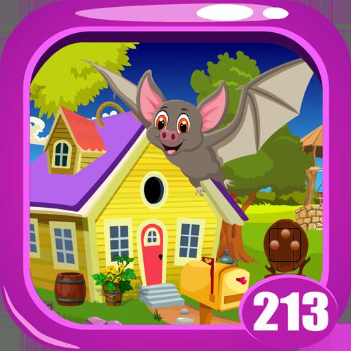 Cute Bat Rescue Game Kavi - 213