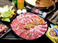 瓦崎燒烤火鍋 公館店