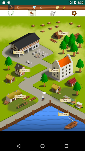 Baltic Merchants 1.0.2 APK MOD screenshots 1
