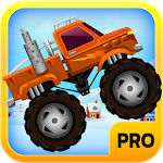 Monster Ride HD Pro Icon