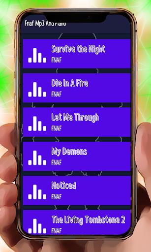 Piano Tiles - fnaf screenshot 2