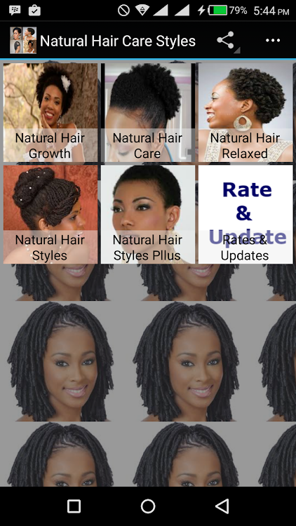 Natural Hair Care Styles 2020 Android Applications Appagg