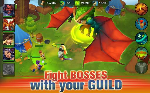 Summon Age: Heroes screenshots 7