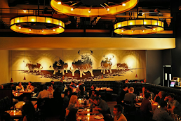 Wine and dine in Financial District