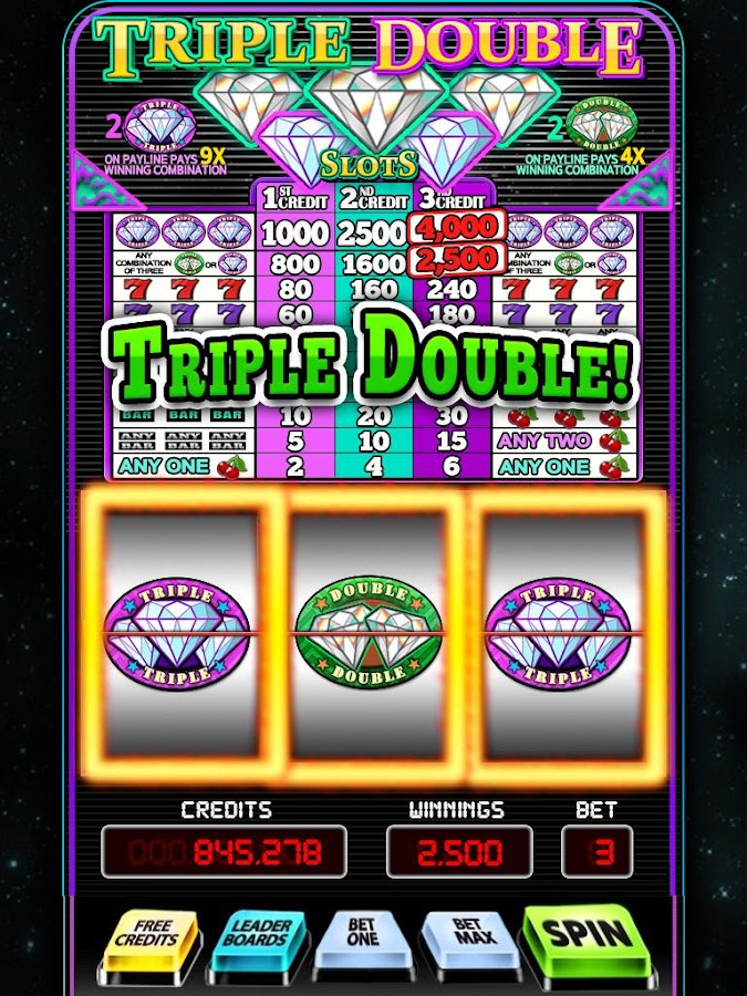 Spiele 777 Diamonds - Video Slots Online