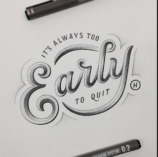 Hand Lettering Ideas- screenshot thumbnail