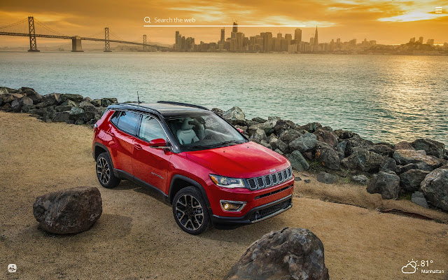 Jeep HD Wallpapers New Tab Theme