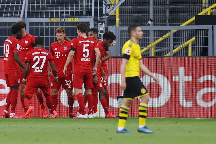 🎥 Le Bayern en route vers le grand huit