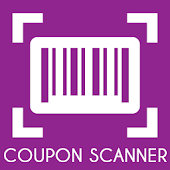Coupon Barcode Scanner