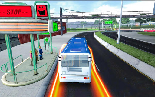 Heavy Bus Driver 3D 1.0 screenshots 2