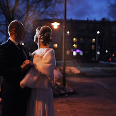 Wedding photographer Alena Terekh (Terekh). Photo of 12.01.2016