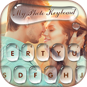 My Photo Keyboard - cuetomiz photo wallpaper