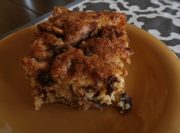 Coconut Cream Vanilla Coffee Cake Recipe