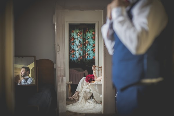Wedding photographer Aris Thomas (ArisThomas). Photo of 05.07.2017