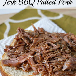 Barbecue Pulled Pork Open Faced Sandwiches