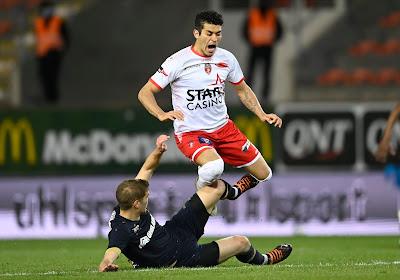 Maxime Le Marchand pourrait manquer le début des playoffs