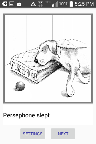 Persephone The Good Dog- screenshot