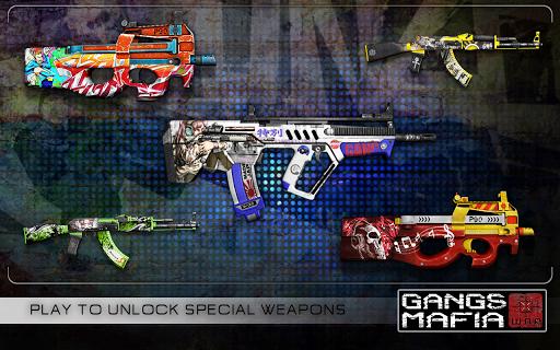 Gang War Mafia APK 1.2.3 screenshots 2