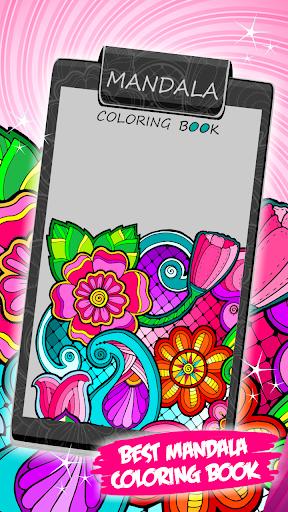 Download Mandala Coloring Book Android Apps Apk 4784644 Mandala
