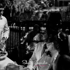 Wedding photographer SHIRLEY ZAMUDIO (shirleyzamudio). Photo of 21.07.2015