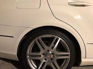Eクラス ステーションワゴン W212 E350 ブルーテック アバンギャルドのカスタム事例画像 watoさんの2018年11月02日18:33の投稿