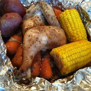 Campfire Chicken Recipe