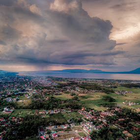 Skygrapher by Irfan Firdaus - Landscapes Cloud Formations ( nature, island, clouds, travel, lanscape,  )