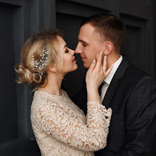Wedding photographer Anastasiya Komyagina (AKom). Photo of 20.03.2018