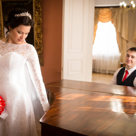 Wedding photographer Vyacheslav Fomin (VFomin). Photo of 05.03.2018