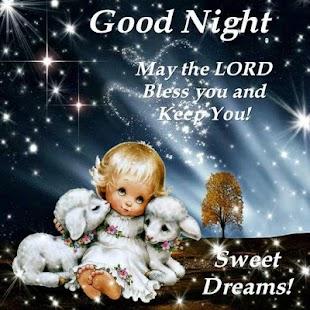 Good Night Greeting - náhled