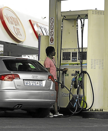 An economist warns that price pressures will intensify in April, following a lift in fuel prices. Picture: SOWETAN