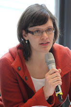 Photo: Anna Braunroth from the German Federal Antidiscrimination Agency