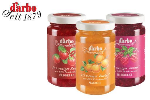 Bild für Cashback-Angebot: Darbo Zuckerreduziert 2für1 - Darbo