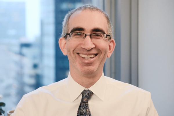 Dr. John Stracks lead medical adviser for Curable