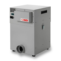 """BOFA AD 350 Fume Extraction System for Laser Cutters with Hose Kit for 4"""" Laser Exhaust Port"""