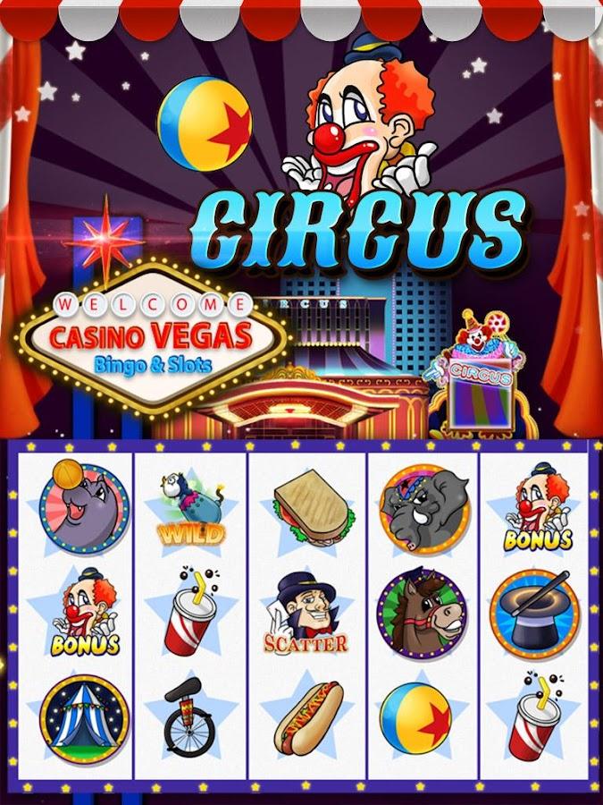 how to play bingo at vegas casino