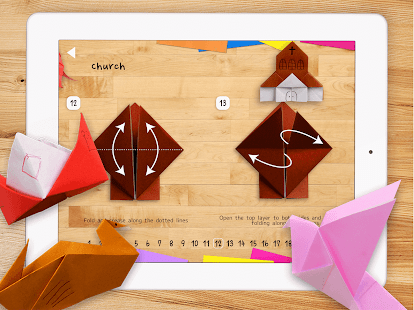 Kids Origami 8- screenshot thumbnail