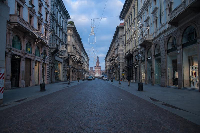 A Milano, in prospettiva di Gian Piero Bacchetta