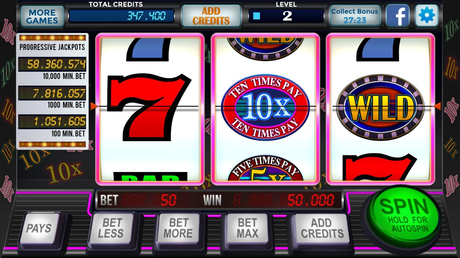 Slots Vegas Casino Free Slots Android Apps On Google Play