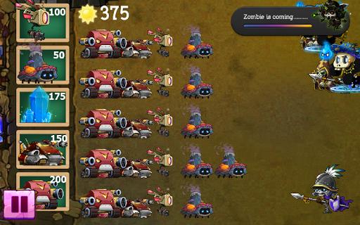 Zombie vs Transformers