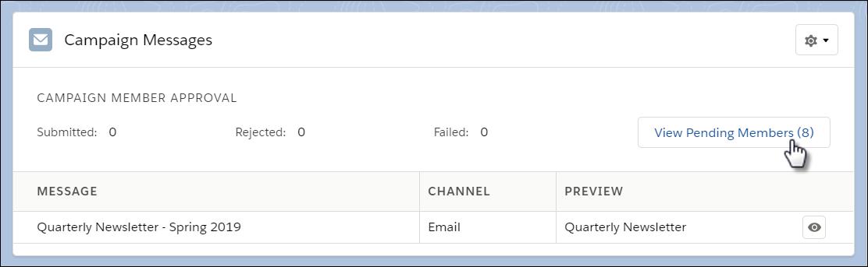 Personalize and Send Campaign Messages Unit | Salesforce Trailhead