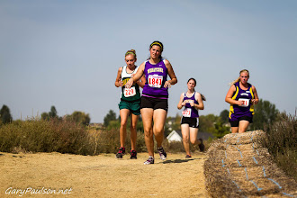 Photo: JV Girls 5k Pasco Bulldog XC Invite @ Big Cross  Buy Photo: http://photos.garypaulson.net/p1030059006/e45768e78
