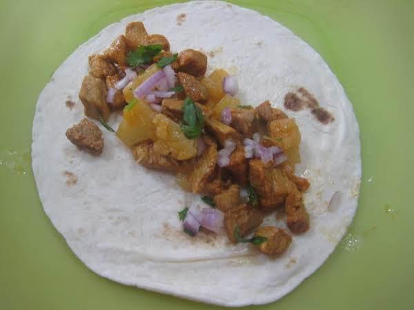 Al Pastor Tacos Recipe