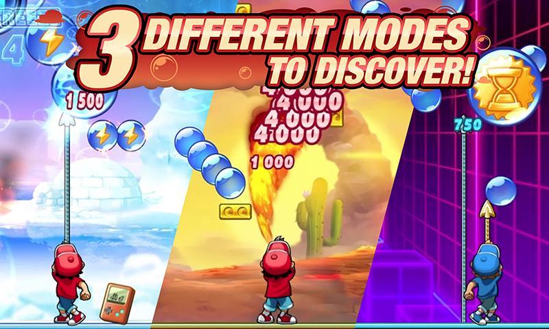 Pang Adventures screenshot #2