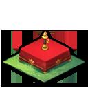 王族のテーブル(バロック)