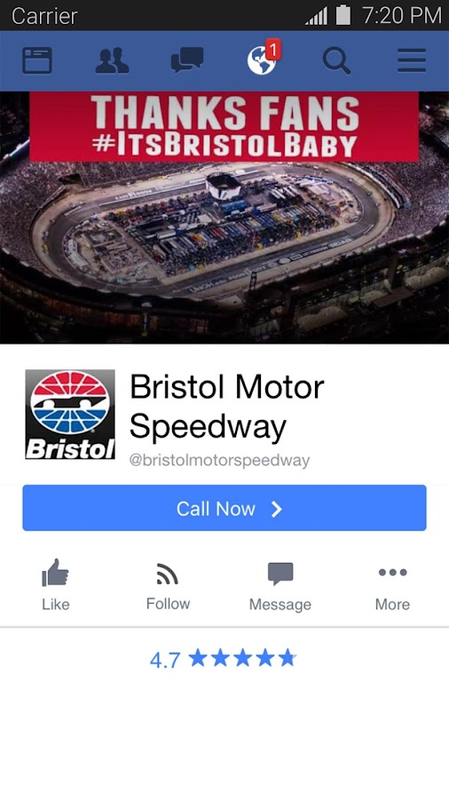 Bristol Motor Speedway Android Apps On Google Play