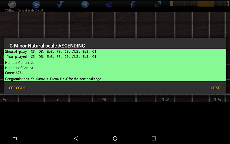 Guitar Tutor Pro - Learn Songs Screenshot 11